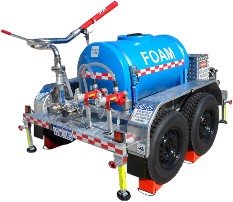Specialised Trailer Foam